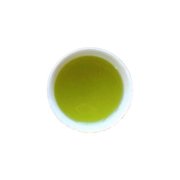 玉の紫 新茶 水色